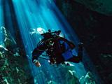 Diving Mexico's Cenotes