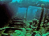 Diving the Kingston