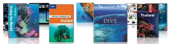 Ten Best-Selling Diving Books of 2012