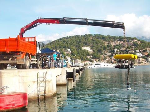 Underwater Robot Successfully Tested at Sea