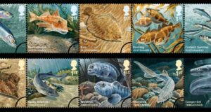 Sustainable fishing stamps