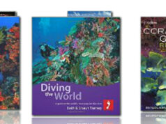 Top 10 best-selling scuba diving books and DVDs