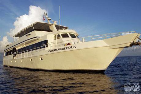 Cayman Aggressor Liveaboard