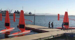 Unmanned Ocean Vehicles