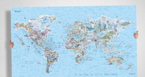 World Scuba Diving Map