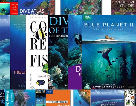 Top Ten Diving Bestsellers