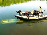 Docking underwater robot