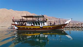 Oman liveaboard