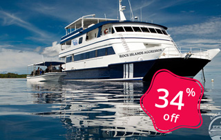 Save up to $1900 on Liveaboards per person, but act now