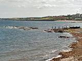 coast of Dunbar