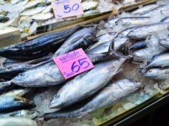 Fresh Fish Seafood In Market by Kittikun Atsawintarangkul
