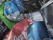 Recycling cans