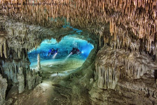 Wide Angle - Highly Commended 'Cenote Nariz' - Herbert Meyrl