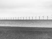Offshore wind farming