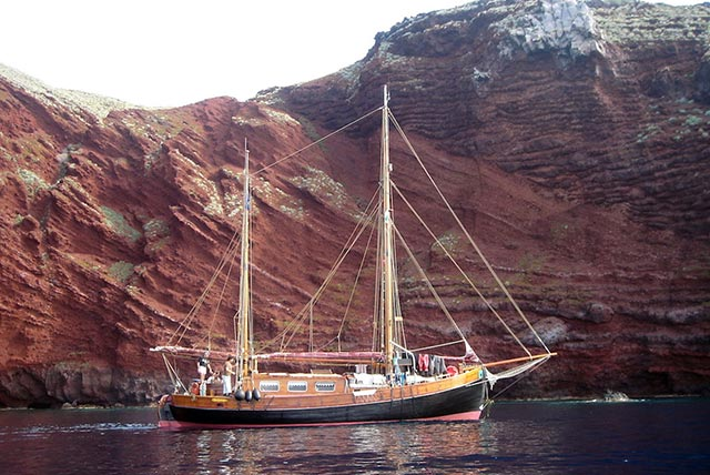 Norseman liveaboard in Italy
