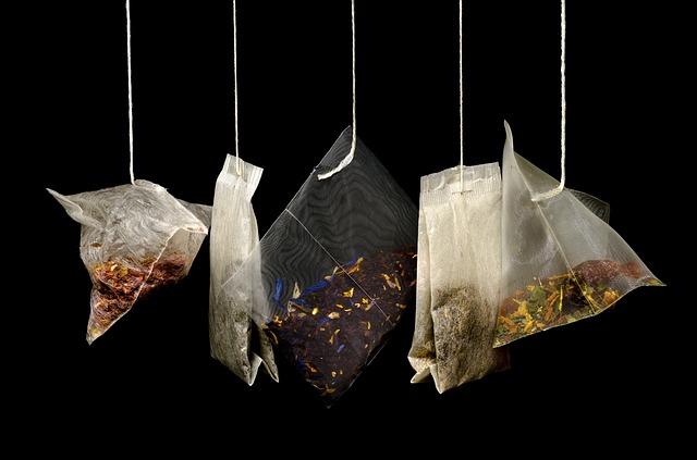 Many tea bags contain plastic