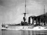 WW1 Ship