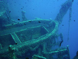 Diving Cyprus - The Zenobia